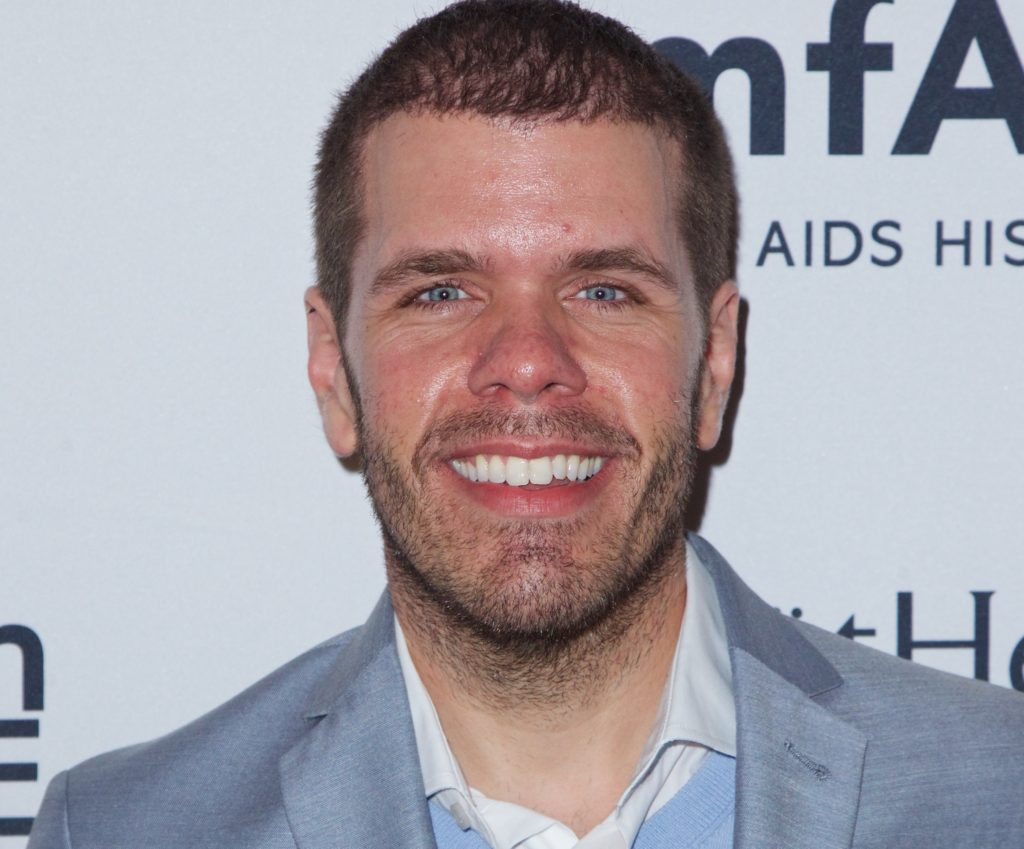 The 4th annual Solstice event to benefit amfAR at The Hudson Hotel - Arrivals Featuring: Perez Hilton Where: New York City, New York, United States When: 23 Jun 2015 Credit: Alberto Reyes/WENN.com